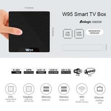 W95 Amlogic S905W Quad Core Android 7.1 TV BOX 2Go/16Go 2.4G WiFi 4K Médias S7E0