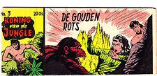 Koning van de Jungle Nr. 3 Piccolo Niederlande/Belgien Walter Lehning 1955 Z2-3