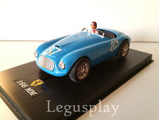 Slot SCX Scalextric  Ninco 50117 Ferrari 166 MM Blau Rally de Sable 1954