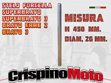 STELO FORCELLA PIAGGIO SUPERBRAVO-SUPERBRAVO 3- BRAVO ERRE 2- BRAVO 3