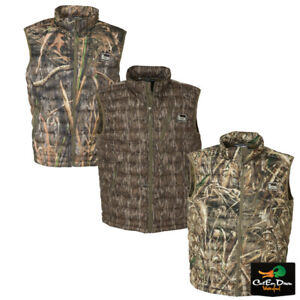 NEW BANDED GEAR NANO ULTRA LIGHT SYNTHETIC DOWN CAMO VEST