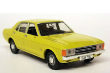 Vanguards 1/43 Scale VA05502 Ford Consul Daytona Yellow Diecast Model Car