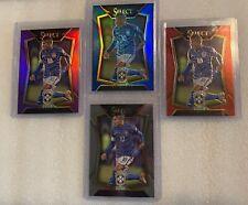 2015-16 Select Soccer Neymar Jr Variation Card LOT Purple Blue Red Prizm + Base