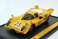 Brumm 1/43 Scale 06/15 - Ferrari 512S Coupe #23 1000Km Spa 1970 Bell/De Fierlent