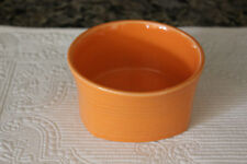 Fiestaware Square 19 Oz Cerial Bowl Tangerine New! 1St Quality