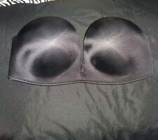 Victoria's secret miraculous bombshell push up strapless bra add 2 cups 34C.