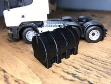 1/50 Scale Black Bulk Tank Diesel Tank Fuel Tank