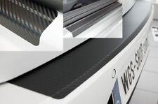 BMW X5 F15 SparSet Einstiegsleisten Ladekantenschutz 3D Carbonfolie Schwarz