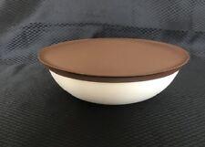 Tupperware Allegra Bowl 1.5L - Chocolate - BRAND NEW