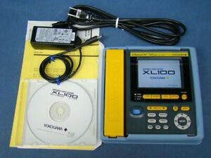 Yokogawa XL122 Data Logger Datum-Y XL122 16ch Used