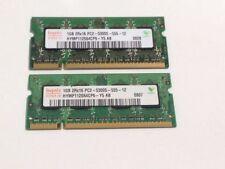DDR2 SDRAM de ordenador Hynix