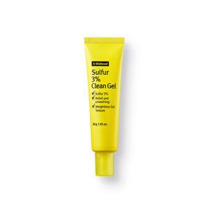 [By Wishtrend] Sulfur 3% Clean Gel/ Acne spot treatment/ Acne Prone Skin