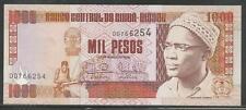 Guinea-Bissau P-13b 1000 Pesos 1993 Unc