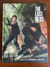 PS3 The Last of Us Art book Dark Horse Naughty Dog