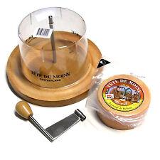 Käsehobel für Tete de Moine Käse und Choco Roulette Girolle