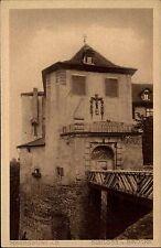 Meersburg Baden-Württemberg ~1920/30 Schloss Brücke Festung Burg Bauwerk Gebäude