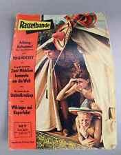 Hochet Bande-Jeunesse Magazine-Numéro 17 du mois d'août 1957/s154