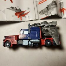 Transformers OPTIMUS PRIME Dark of the Moon Movie From Promo 3-D Pack