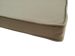 Ivy Green Piano Bench Cushion Pad - Choose Size & Thickness