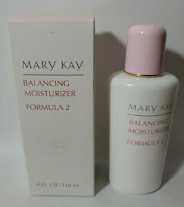 Mary Kay Classic Skin Care Balancing Moisturizer Formula 2 # 1067 New In Box