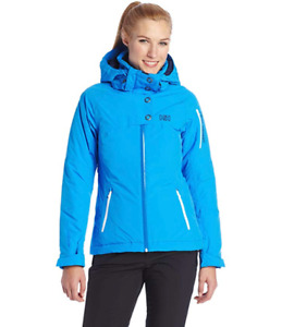 Helly Hansen Women's Stratten Jacket, Racer Blue, Small