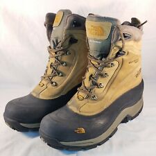 The North Face Baltoro 400 Waterproof Hiking Boots Mens Size 9 Tan