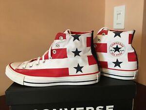 Men's Converse All Star Chuck Taylor Hi Top Sneakers.
