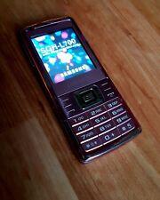 Samsung sgh-l700 en plata-Rose