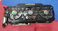 AS IS- GIGABYTE WINDFORCE GTX 780 Ti video card - FOR PARTS