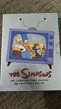 The Simpsons Season 1 Used No Scratches