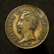 Frankreich, Medaille 1848, Napoleon Ls (Louis) Bonaparte, Vertreter des Volkes