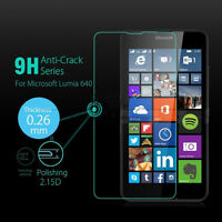 Tempered Glass LCD Screen Protector Film For Microsoft Nokia Lumia 640 / 640 XL-