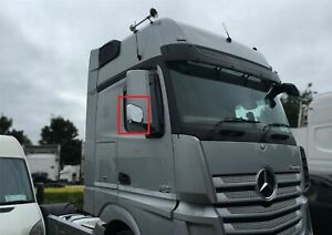 Mercedes ACTROS MP4 Chrome Side Mirror Covers 2Pieces Stainless Steel