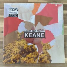 Keane ‎– Cause And Effect - Gatefold LP - (7791608) - New & Sealed Condition