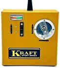 Vintage Kraft Sport Series Single Stick Aircraft Transmitter 72MHz Rare USA