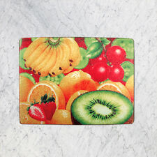 Personalised Custom Printed Photo Chopping Board Worktop Saver