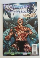 "DC Comics DC Universe Online Legends # 8 ""Luthor reborn"" Late July 2011, Action"