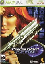 Perfect Dark Zero  (Microsoft Xbox 360, 2005)
