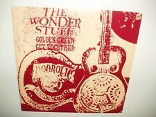 """WONDER STUFF  GET TOGETHER / GOLDEN GREEN   7"""" SINGLE RECORD 1989"""