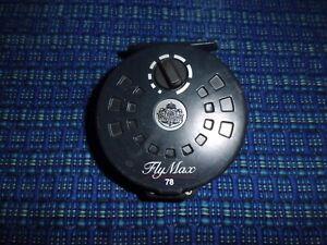 Vintage Abu Garcia Fly Max 78 Rim Control Fly Reel