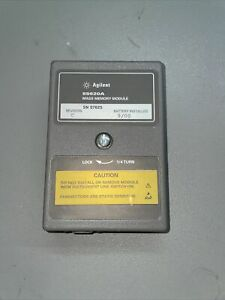 HP 85620A MASS MEMORY MODULE for Spectrum Analyzer With measurement software