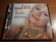 RAFFAELLA CARRA' FIESTA GRANDES EXITOS CD  MERCATO SPAGNOLO