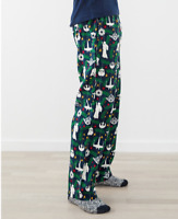 Hanna Andersson Star Wars Pajamas Flannel Pants XS Adult