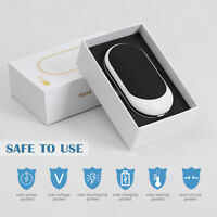 Portable USB Charger 5200mAh Hand Warmers Power Double-Side Heating Warmmer Body