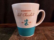 Starbucks Cup Mug Hot Chocolate Caramel 15 Oz  2010