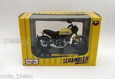 Original Ducati Scrambler Icon Modelo Maisto 1:18 Nuevo