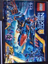 LEGO Nexo Knights Clay's Falcon Fighter Blaster Building KIT, 70351 LEGO SET