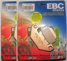 EBC Front Brake Pads (2 Sets) 1985-1992 Suzuki LT230 LT250 LT500  FA128R