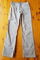 SPORTSCRAFT Taupe Stretch Corduroy Pants Size 10
