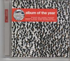 (FX335) Panasonic Mercury Music Prize 2002 Compliation - 2002 CD